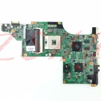 FOR HP Pavilion DV7 DV7-4000 laptop motherboard HM55 DDR3 630985-001 Free Shipping 100% test ok