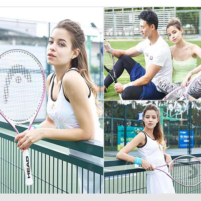 Tennis Racket Head Padel Raquetas De Tenis Profesionales Paddle Tennis Bag String Squash Training Over Grip Dampener Accessories