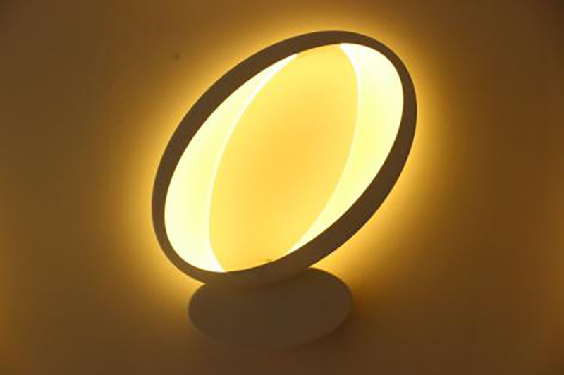 16W Q shape LED wall lamp bedside lamp modern living room corridor hallway stairs lights Pathway Sconce Lighting ...