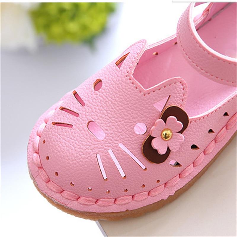 Xinfstreet Fashion Księżniczka Pojedyncze buty Dziewczyny Słodka - Obuwie dziecięce - Zdjęcie 4