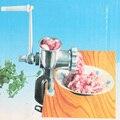 Aleación de aluminio máquina de Picar Carne Manual de Picadoras de Carne Herramienta Crank Mincer Tabla Mano para la Cocina Pasta Herramienta Cortador máquina de Cortar Carne