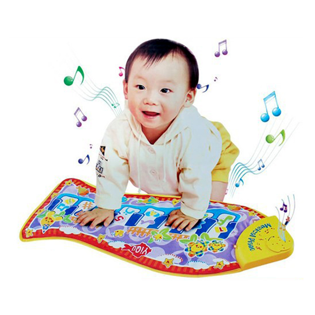 Multifunctional Baby Play Touch Type Electronic Mat