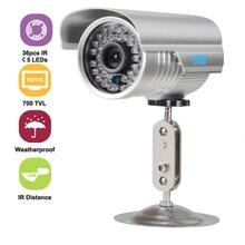 JOOAN MINI Bullet CCTV Camera CMOS Sensor 700TVL With 1/3 HD 960H Outdoor Video Surveillance Home Security Camera Night Vision