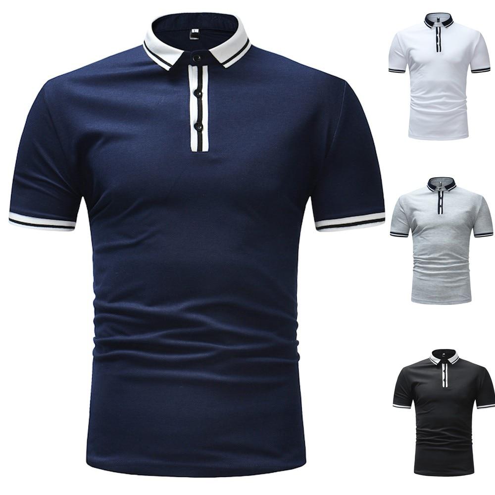 Polo Shirt Design Black And White