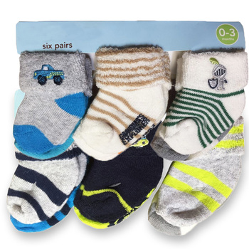 12 pair/lot Newborn Baby Boy Socks Kids Toddler's Meia Girls Cotton InfantilSocks Good Quality