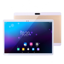 2017 Android 6.0 10 zoll Octa-core 4G LTE Anruf Tablet 32 GB Dual SIM 8.0MP Bluetooth Wifi GPS IPS HD 1920*1200 auflösung