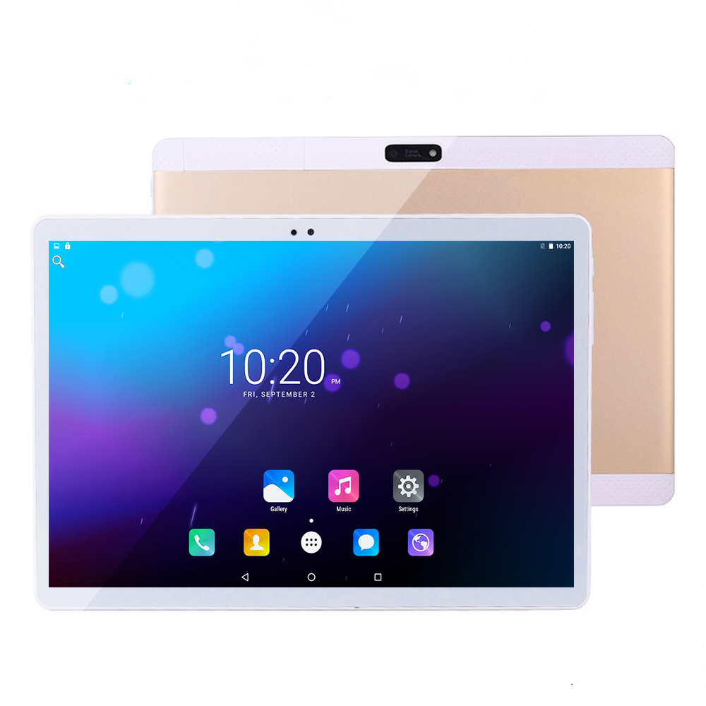 New 10 inch Octa Core 4G LTE Phone Call Tablet 32GB Dual SIM 8 0MP Bluetooth