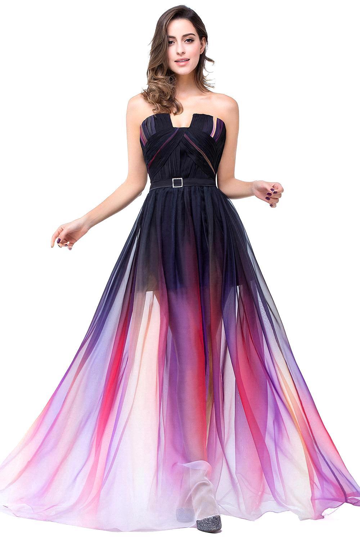 Tolle Prom Kleider Prinzessin Stil Galerie - Brautkleider Ideen ...