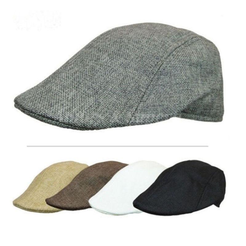 Detail Feedback Questions about New Casual Men Women Duckbill Ivy Cap Golf  Driving Flat Cabbie Newsboy Beret Hat on Aliexpress.com  f5f4d6951bf