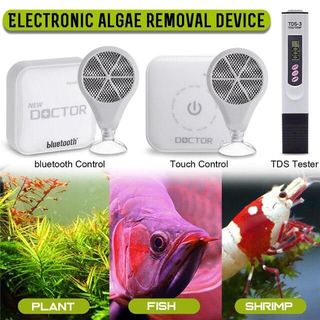Bluetooth smart Chihiros Doctor twinstar 3rd generation Algae remove electronic inhibit green aquarium fish water plant tank