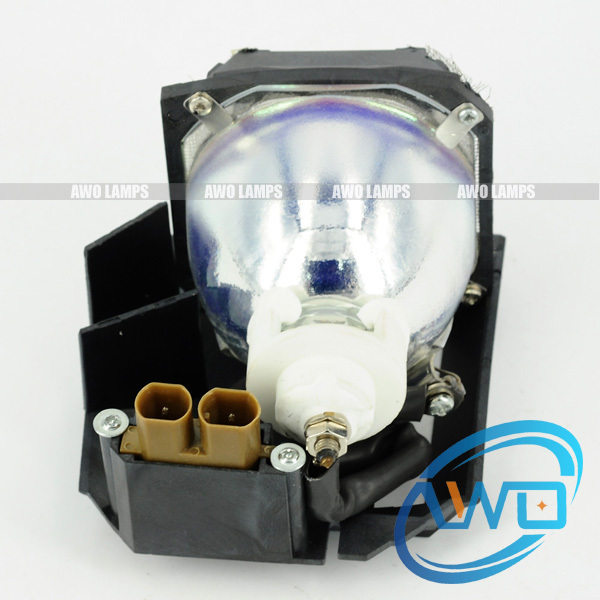 VLT-XD70LP Compatible lamp with housing for MITSUBISHI LVP-XD70 LVP-XD70U XD70 Projector vlt xd430lp projector lamp without housing