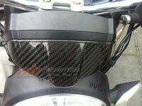 Instrument Cover For Ducati Monster 696 796 795 1100 Full Carbon Fiber 100% Twill