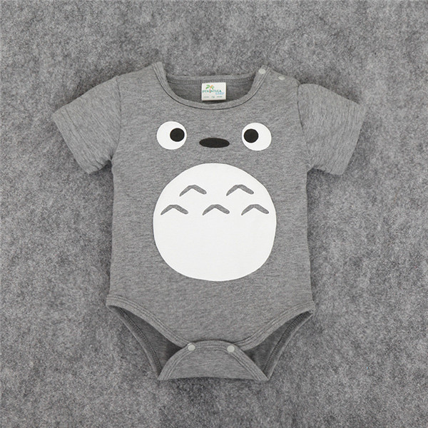 Studio Ghibli My Neighbor Totoro – Toddle Baby Triangle Romper Jumpsuit