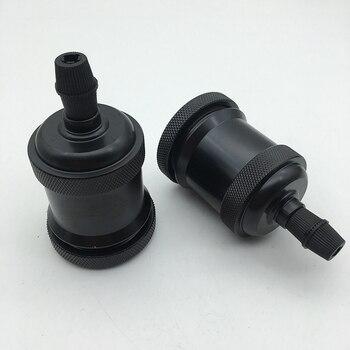 matte black pendant lamp socket E26 E27 antique edison lampholder - discount item  49% OFF Lighting Accessories