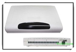 High quality VinTelecom CP416 Telephone PABX / PBX Centrales telefonicas with 4 Lines x 16 Extensions