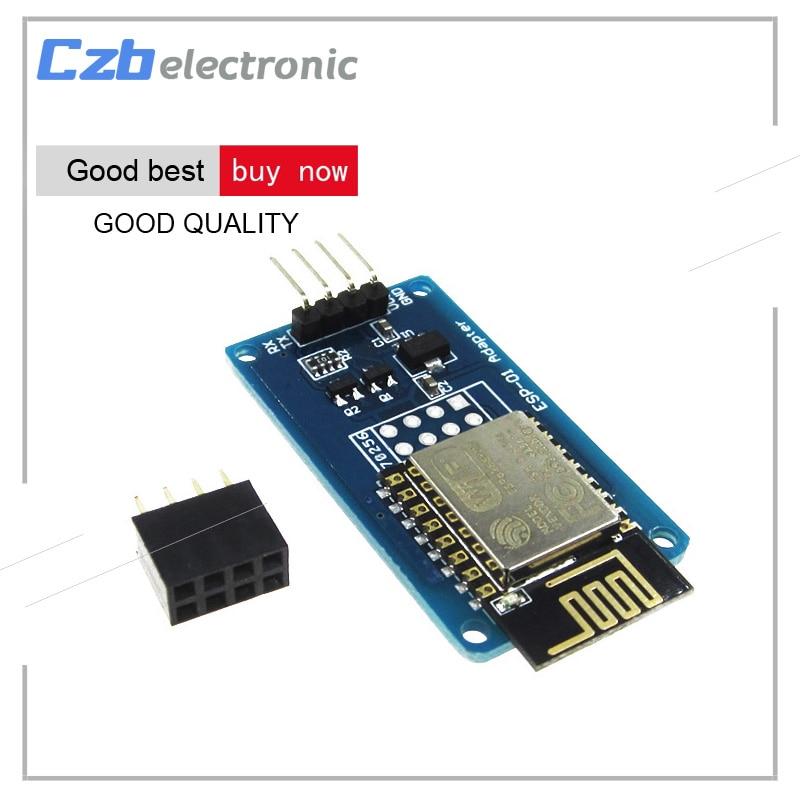 ESP8266 ESP-12E ESP-12F ESP-12 Serial WIFI Wireless Transceiver Adapter Module 5V Motherboard 2.4GHZ V1.0 for Arduino UNO R3