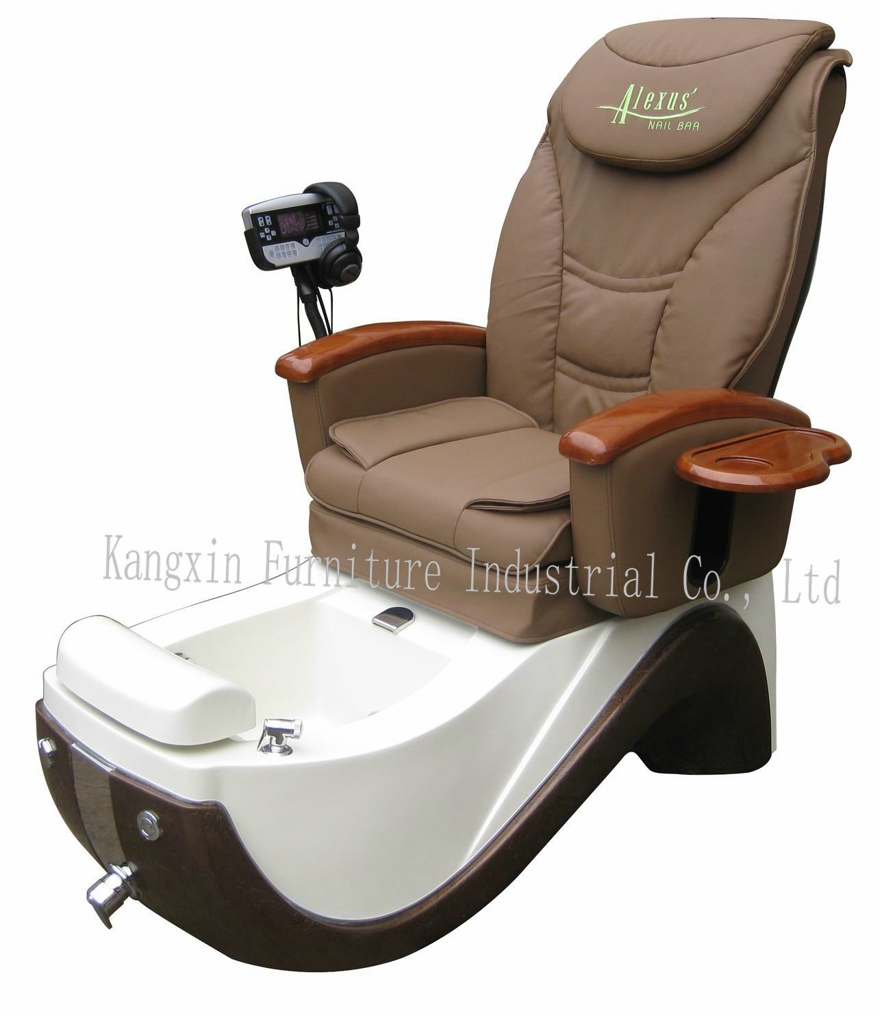 Salon Fashion Model Manicure Foot Spa Massage Chair With Electric Massage  Controller,Top Rated Wholesale In Foot Care Tool From Beauty U0026 Health On ...