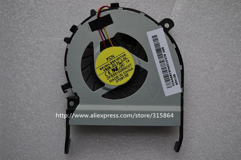 New laptop CPU fan for Toshiba Satellite TOSHIBA L800 L800-C05B M800 M805 C800 C805 M840