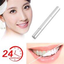 купить Effective White Teeth High Strength Whitening Gel Pen Tooth Whitener Bleach Stain Eraser Remover Teeth Care Oral Hygiene по цене 45.54 рублей