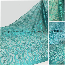Q-L109 Nuevo estilo tela de encaje neto Francés, Africano puro tul de malla de tela de encaje de alta calidad para el vestido de fiesta 5 10yards/lot Nigeriano(China (Mainland))