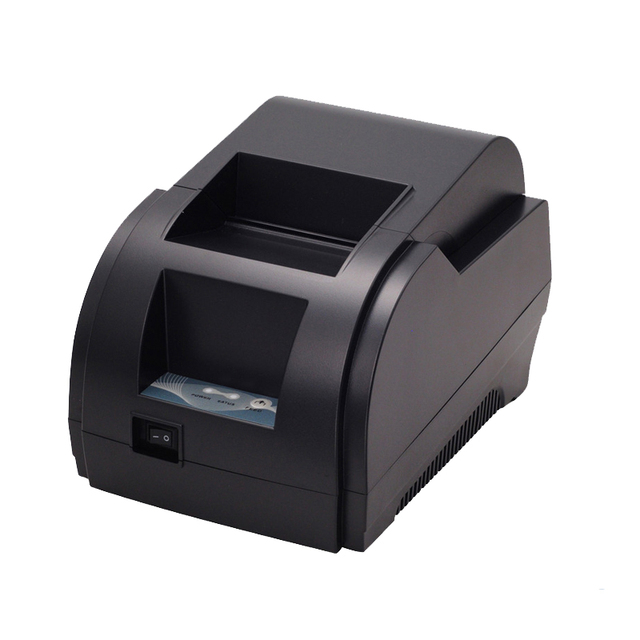 High performance & cheap 58mm usb thermal receipt printer support multiple languages and 60mm diameter paper for resale HS-58IMU
