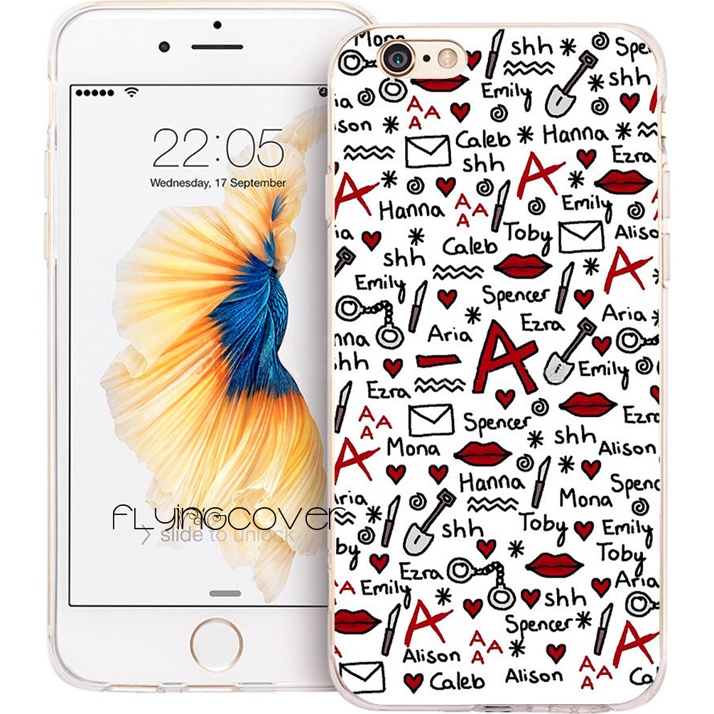 Pretty Little Liars 4 iphone case