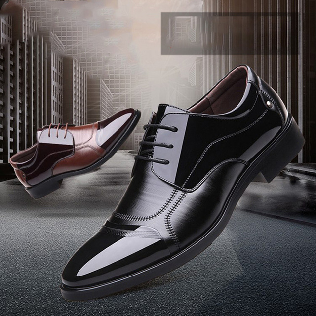 New Spring Fashion Oxford Business Men Shoes Genuine Leather High Quality Soft Casual Breathable Men's Flats Zip Shoes 1