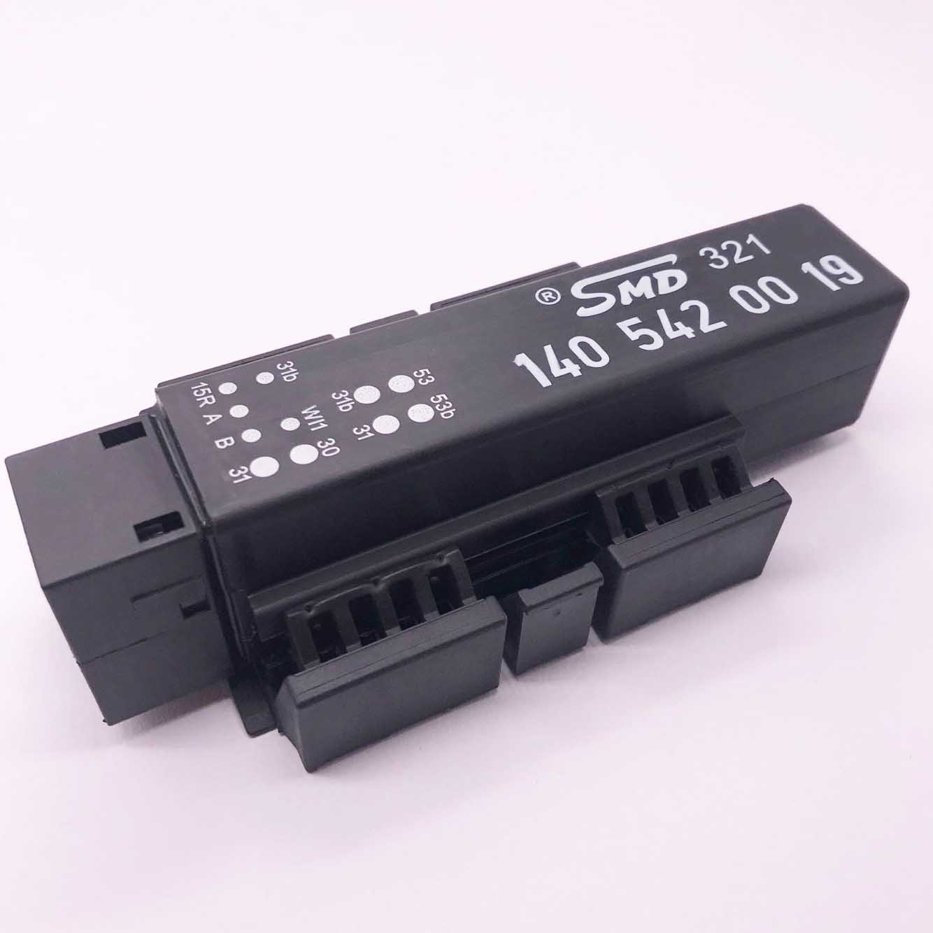 SMD car accessories Wiper Motor Control Relay Module 1405420019 140 542 00 19 for Mercedes Benz