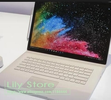 For Microsoft Surface Book 2 15 inch 2017 2018 Protective Laptop Notebook Keyboard Cover Protector skin