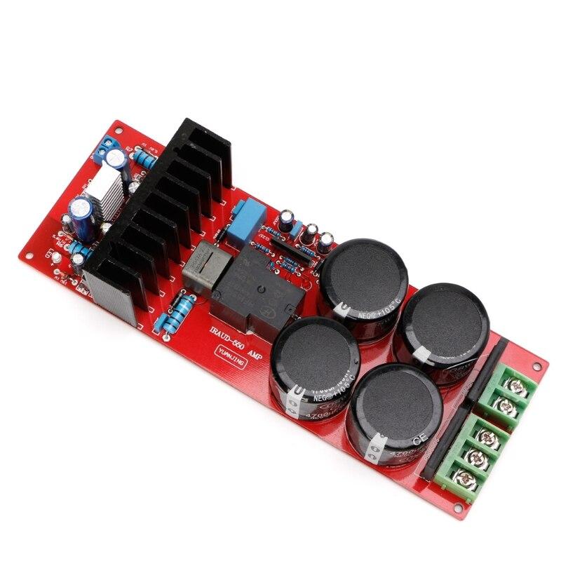 IRS2092 IRFB23N15 D クラス 30A D アンプボード/モノラル/350 ワット/8ohm/700 ワット/4ohm UPC1237 送料無料  グループ上の 家電製品 からの アンプ の中 1