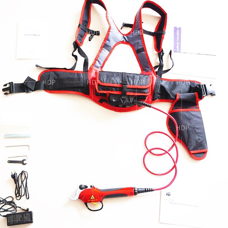 Sodo įrankis 30 mm 4AH ličio jonų akumuliatorius Elektrinis - Sodo įrankiai - Nuotrauka 2
