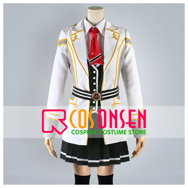 COSPLAYONSEN Kamigami no Asobi Ludere deorum Mischief of the Gods Yui Kusanagi Cosplay Costume