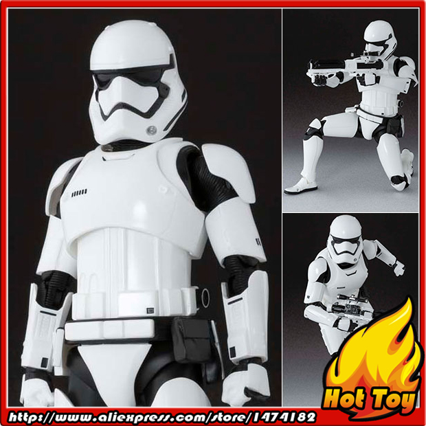 Original BANDAI Tamashii Nations S.H.Figuarts (SHF) Action Figure - First Order Stormtrooper from