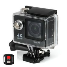 Upgrated 4K H9R WIFI Action Cameras 2.4G Remote Control Ultra Full HD 1080P 2″ LCD Sports Video Camera Camcorders Helmet Cam