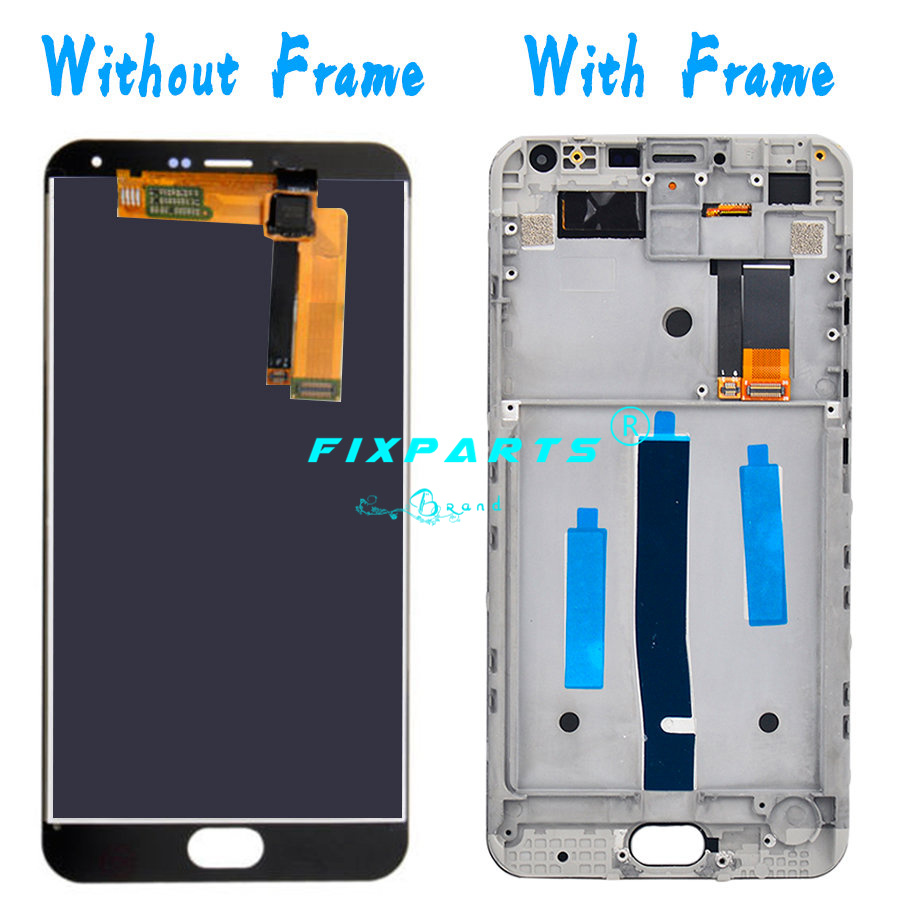 Meizu M2 Note LCD Display Screen Digiziter Assembly