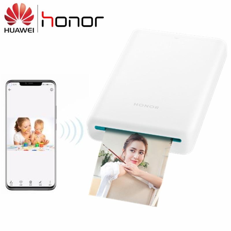 Huawei Photo-Printer Share 500mah Mini Portable Original DIY Bluetooth Zink