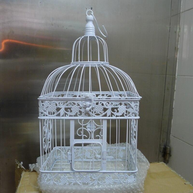 Jaulas decorativas compra lotes baratos de jaulas - Lopez del hierro decoracion ...
