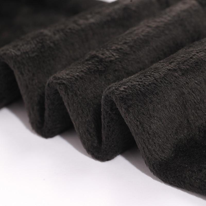 LANGSHA 2Pcs/lot Thermal Underwear Women's Winter Warm Pants High Waist Slimming Ladies Thick Outwear Elastic Velvet Leggings
