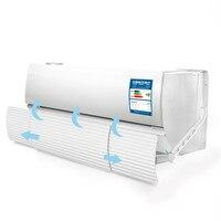 anti direct blowing retractable air conditioner wind shield, exhaust fan wind deflector baffle Air Conditioner Parts