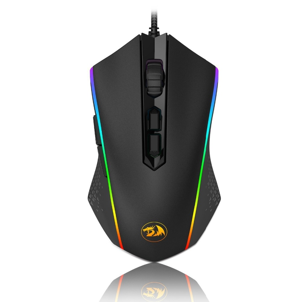 USB wired <font><b>Gaming</b></font> <font><b>Mouse</b></font> <font><b>10000</b></font> <font><b>DPI</b></font> 8 buttons laser programmable game <font><b>mice</b></font> with backlight ergonomic for laptop computer image