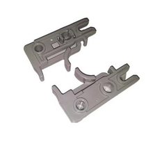 цена 2pcs/lot Dot matrix printer paper clip fastener For Epson LQ300K LQ-300K parts онлайн в 2017 году