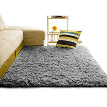 Gy Carpet For Living Room Home Warm Plush Floor Rugs Fluffy Mats Kids Faux Fur Area Rug Silky
