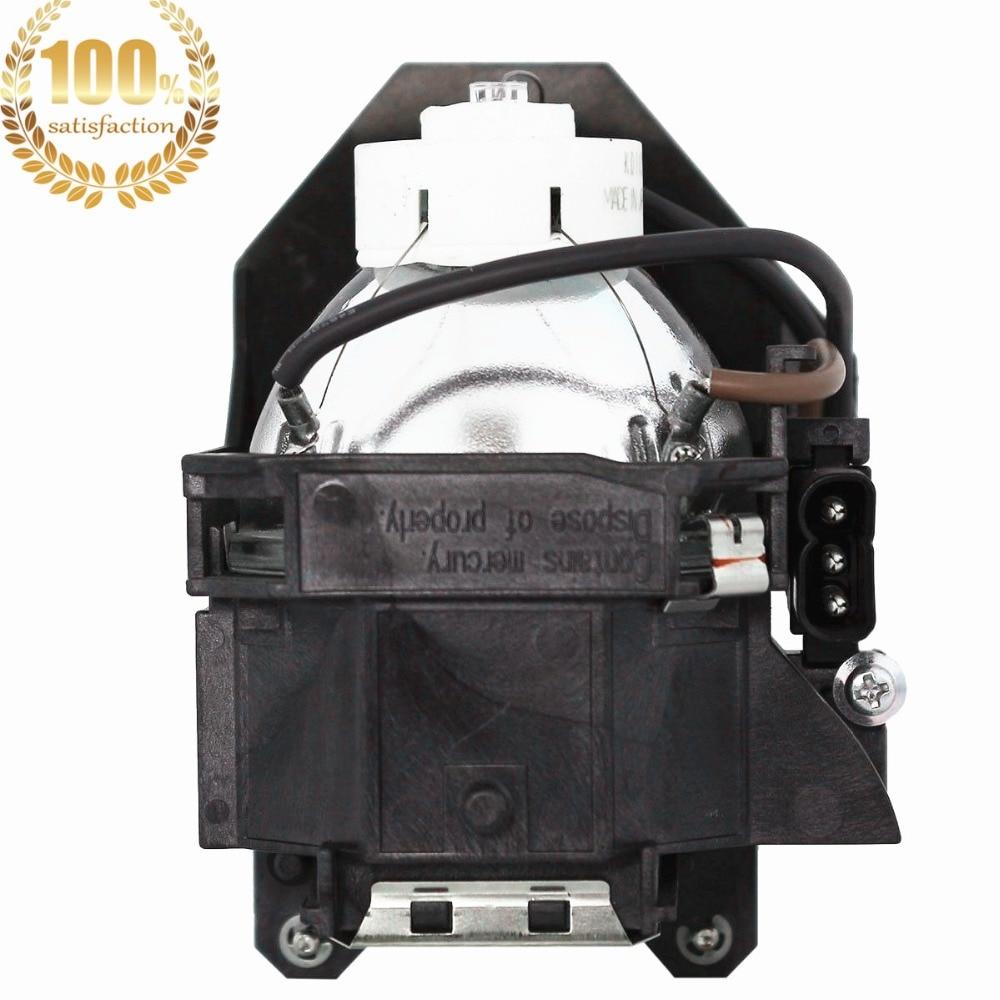 WoProlight ELPLP40 / V13H010L40 Lampe de rechange avec boîtier pour - Accueil audio et vidéo - Photo 4