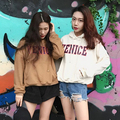 Hoody Female Thin Casual Sweatshirts Women New Long Sleeve Letter Print Hoodies Moleton Feminine Plus Size Women Winter Tops