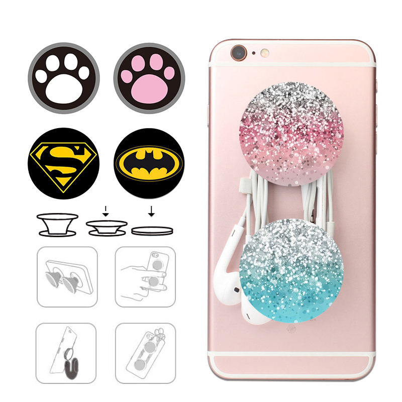 Popsoket Marble Pocket Socket Mobile Phone Holder Pipsocket Round Expanding Stand And Grip Popsocet For Smartphone Pops попсокет