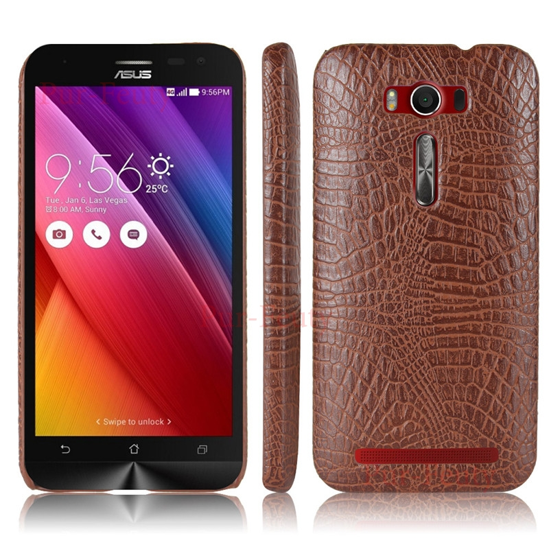 Cases For ASUS Zenfone <font><b>2</b></font> Laser ZE500KL <font><b>ZE</b></font> <font><b>500KL</b></font> 500 KL Cover PU Leather Phone Case For ASUS Z00ED ASUS_Z00ED Fashion back cover image