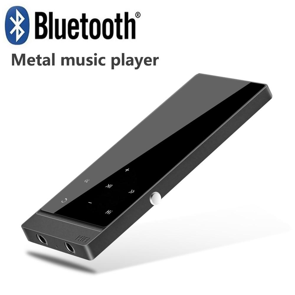 Lecteur MP3 sport AUPHIL Bluetooth 4.2 touches tactiles lecteur de musique sans perte avec enregistreur Radio FM eBook 100 heures de jeuLecteur MP3 sport AUPHIL Bluetooth 4.2 touches tactiles lecteur de musique sans perte avec enregistreur Radio FM eBook 100 heures de jeu