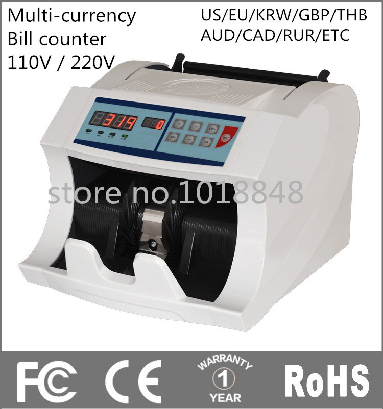FT-4000 FEELTECK, display (LCD), the euro dollar currency detector, the allied foreign currency banknote counter currency thinking wing