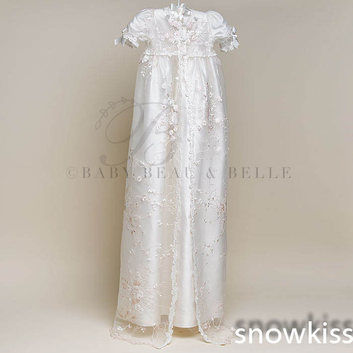 2016 Lace Appliques Baby Boys Girls Infant Outfit Heriloom Dress Dedication Baptism Gown Long christening gowns With Bonnet шкаф для документов dedication