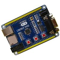 C8051F340 Development Board MicroController C8051F Mini System With USB Cable